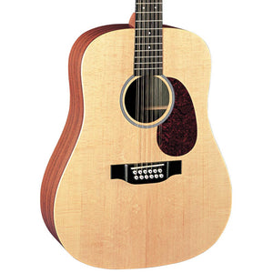 Martin D12X1AE 12-String Sitka Spruce - Natural