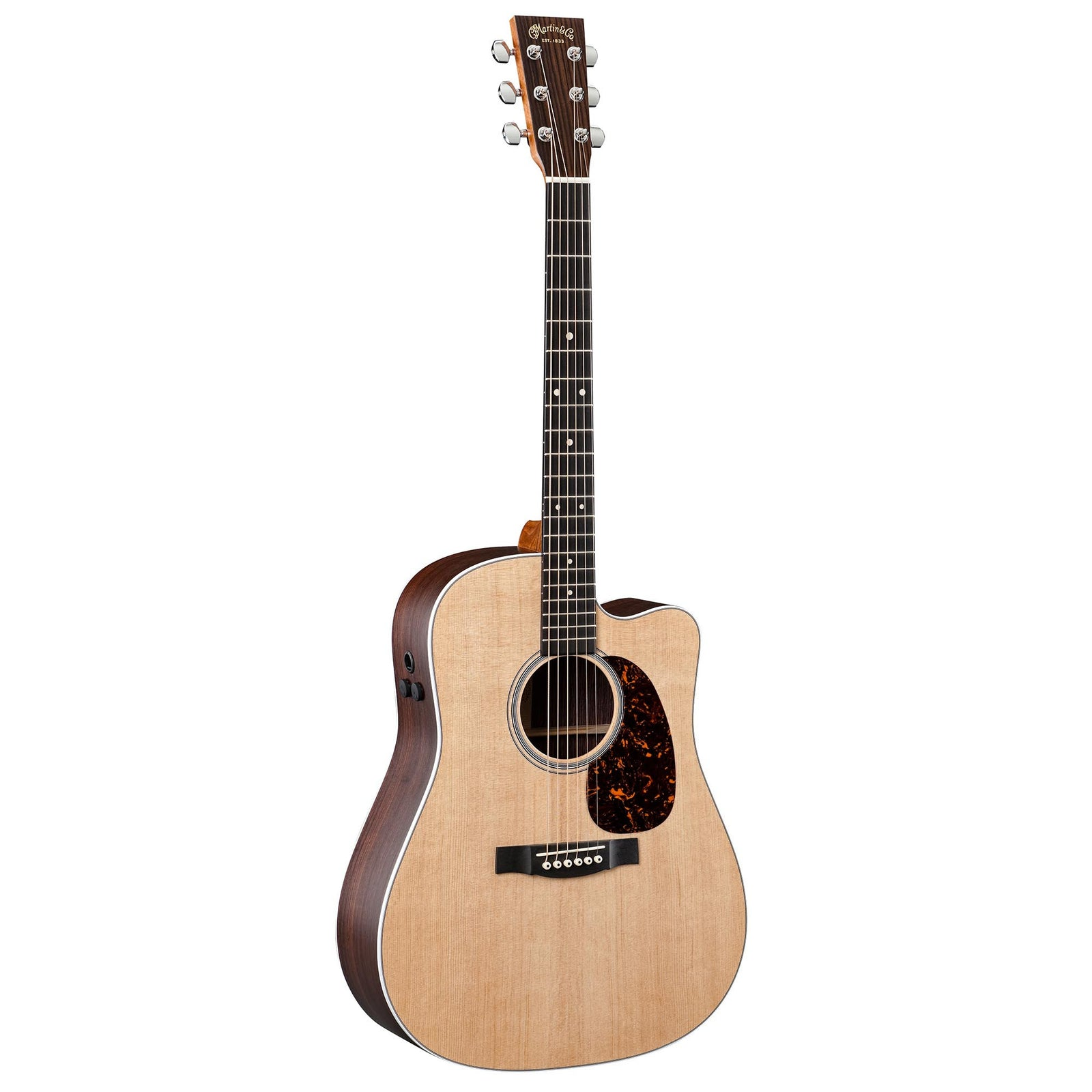 Martin DCPA4 Rosewood - Sitka Spruce - Natural