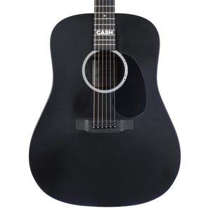 Martin DX Johnny Cash Guitar With Gig Bag