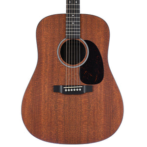 Martin DX1E Natural Mahogany With Gig Bag