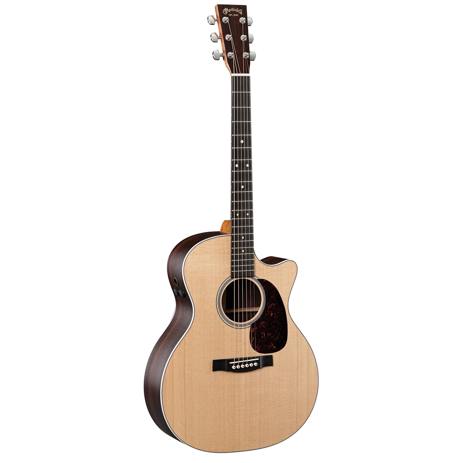 Martin GPCPA4 Rosewood Sitka Spruce - Natural
