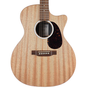 Martin GPCX2E Natural Macassar Ebony With Gig Bag