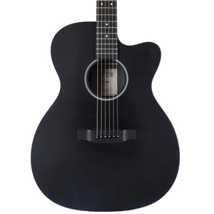 Martin OMCX1E Black With Gig Bag
