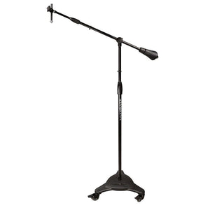 Ultimate Professional Studio Boom Mic Stand - Black