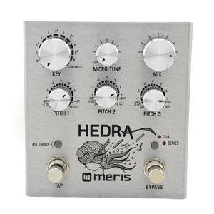 Meris Hedra 3 Voice Rhythmic Pitch Shifter Pedal