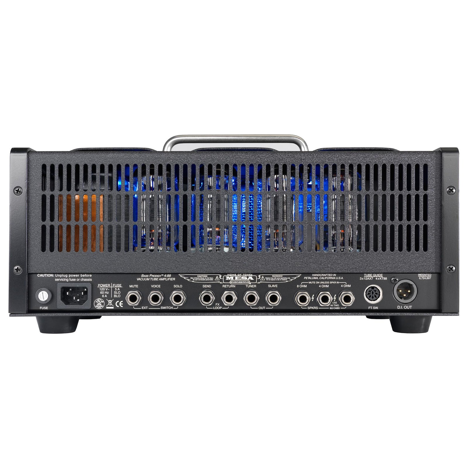 Mesa Boogie Prodigy Multi-Watt Bass Amplifier Tube Head