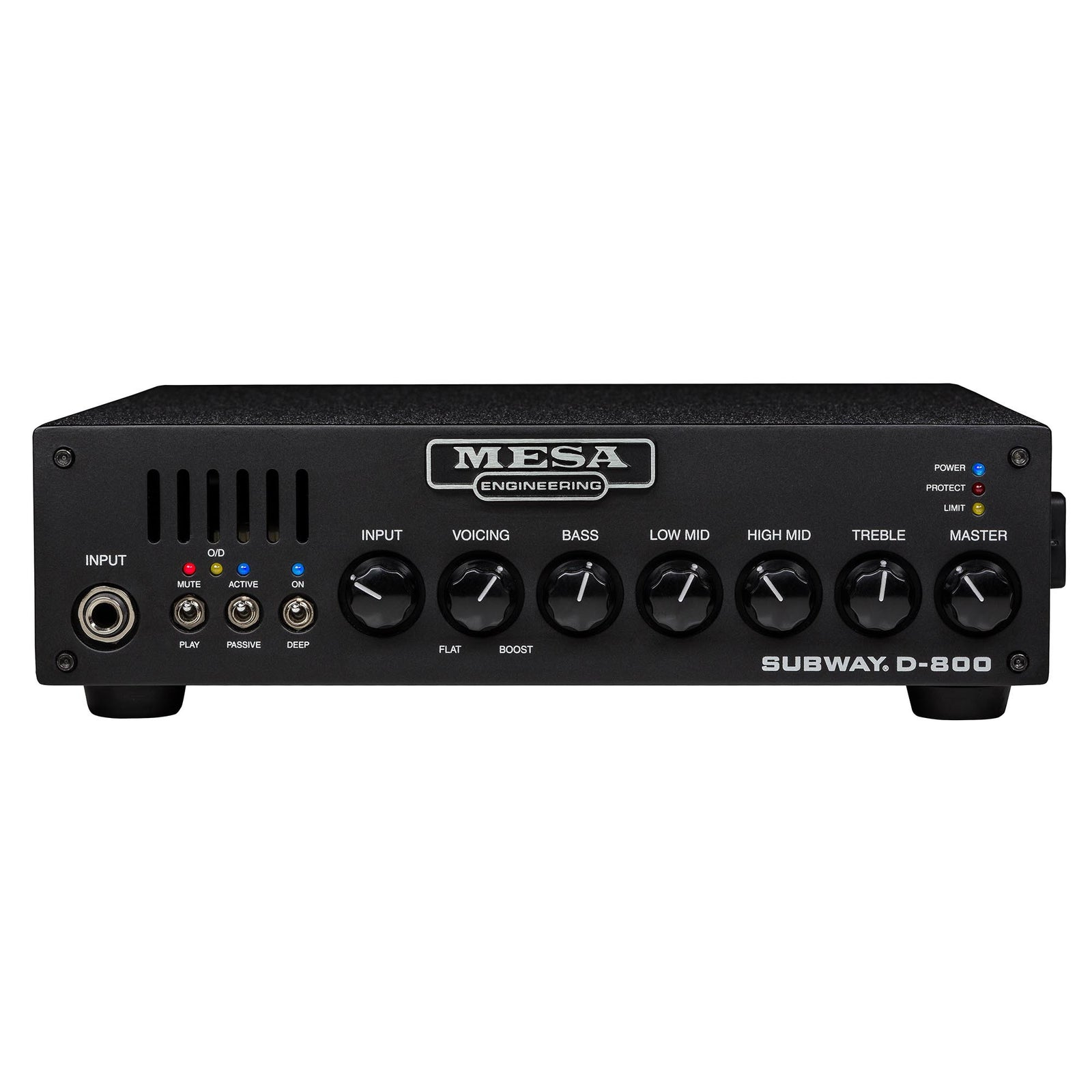 Mesa Boogie Subway D-800 Bass Head