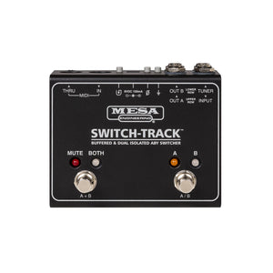Mesa Boogie Switch Track ABY Switcher