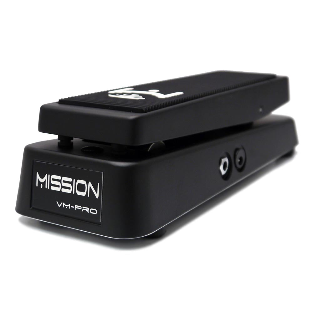 Mission Engineering Volume Pedal With Buffer - Flat Black