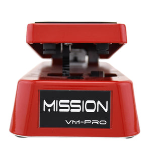 Mission Engineering Volume Pedal With Buffer - Red