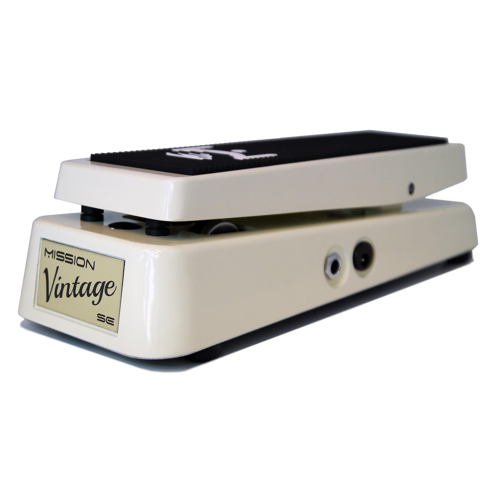 Mission Engineering Volume Pedal With Buffer - 'Vintage' Olympic White
