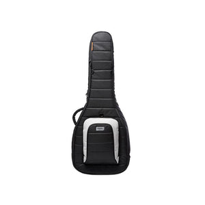 Mono Dual Acoustic Electric Guitar Case Black