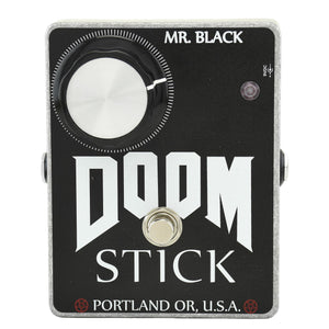 Mr. Black Doom Stick Fuzz Pedal