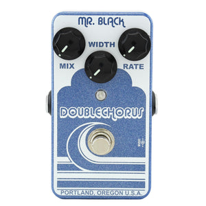Mr. Black DoubleChorus Pedal