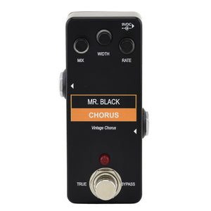 Mr Black Mini Vintage Chorus Pedal
