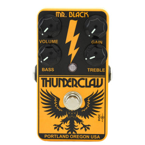 Mr. Black ThunderClaw Distortion Pedal
