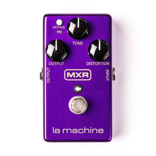 MXR La Machine Custom Shop Octave Fuzz Pedal