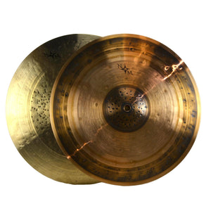 "Nicky Moon 14"" Hi Hats"