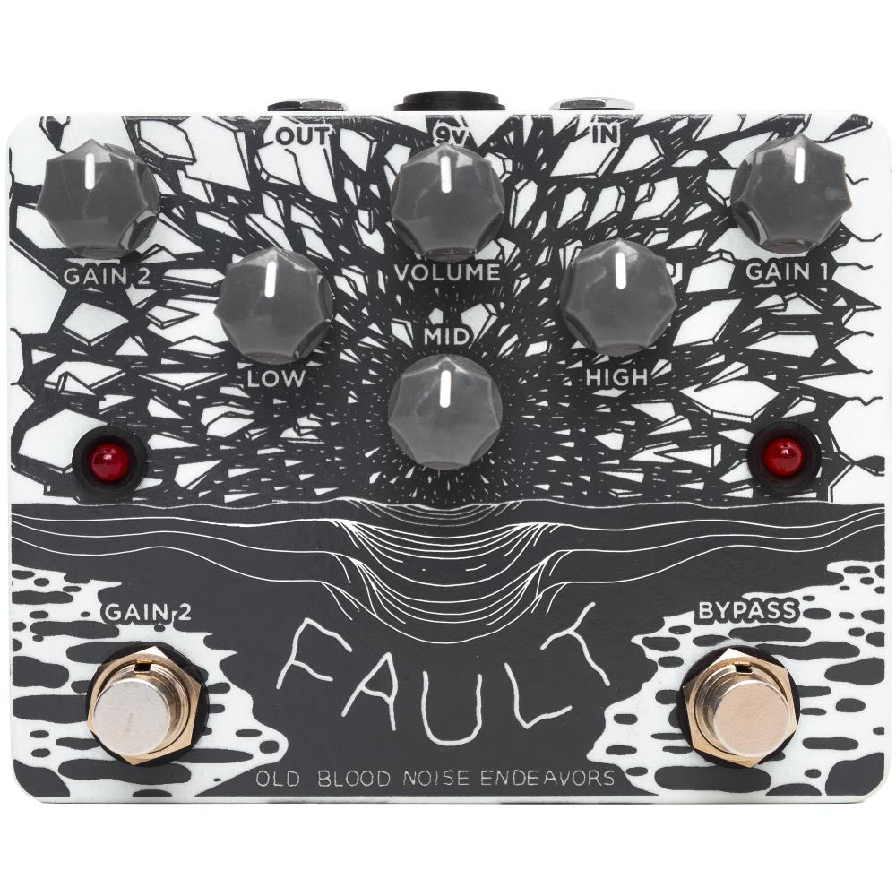Old Blood Noise Fault Overdrive - Distortion