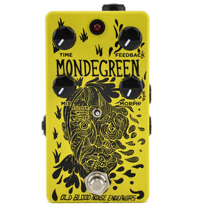 Old Blood Noise Mondegreen Digital Delay - Yellow & Black