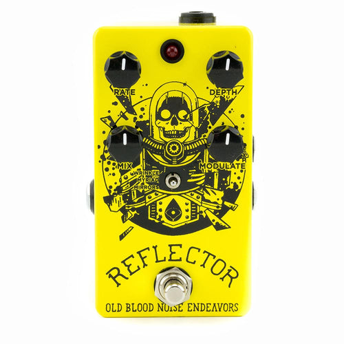 Old Blood Noise Reflector Chorus V2, Yellow & Black