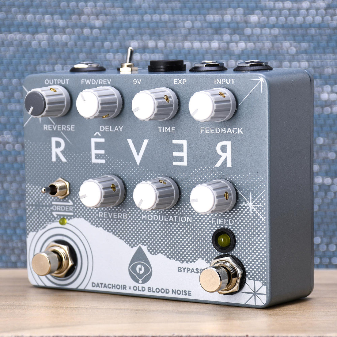 Old Blood Noise Rever Reverse Delay and Reverb