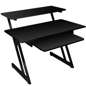 On Stage Z Frame Audio Desk - Black