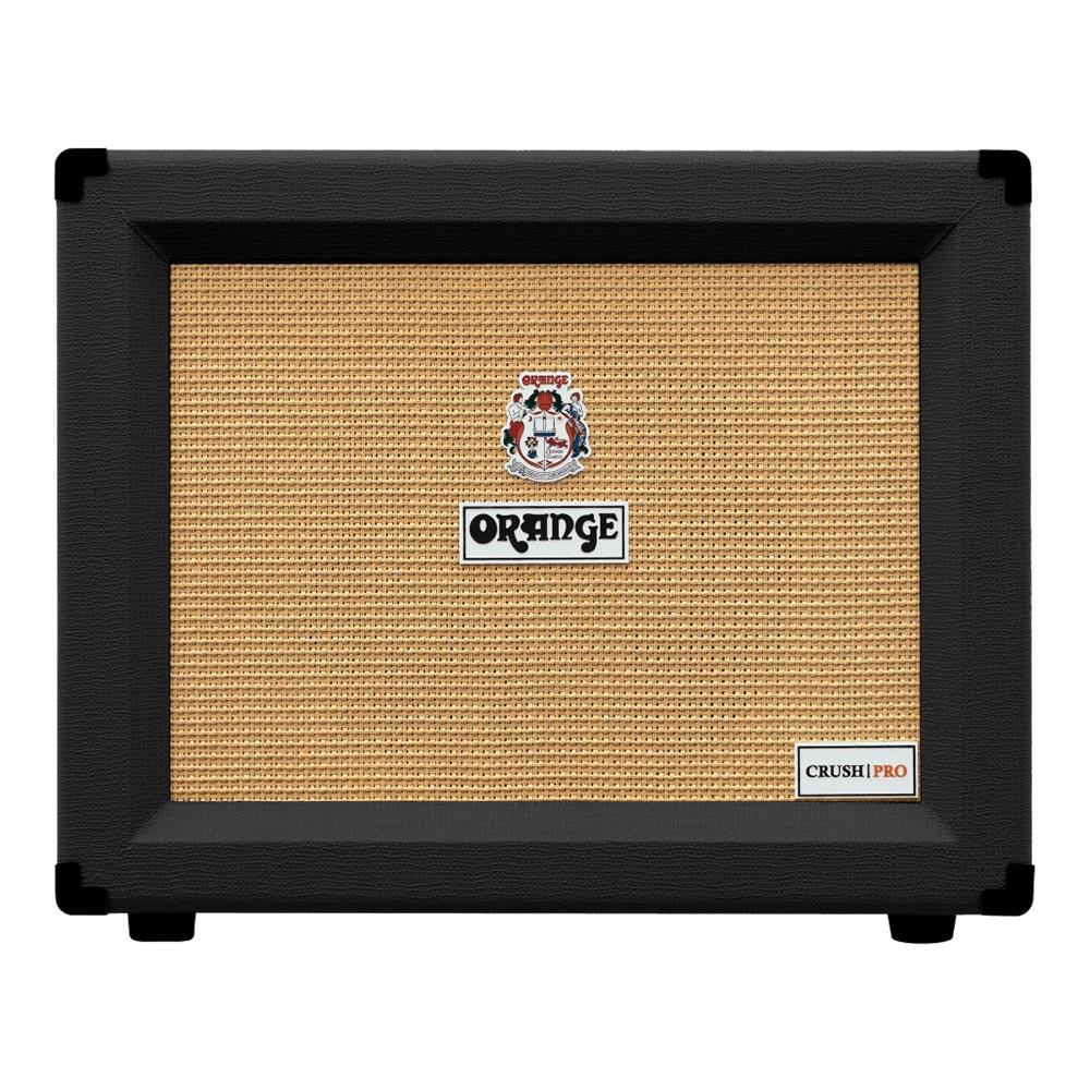 "Orange 60W 1x12"" Crush Pro Combo - Black"
