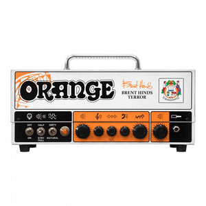 Orange Brent Hinds Terror Amp Head