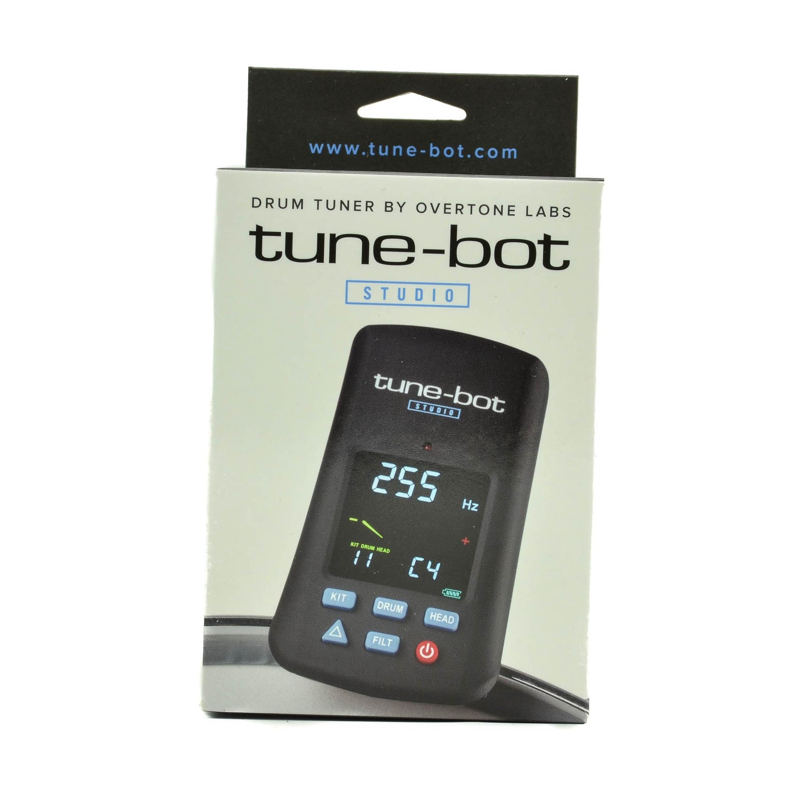 Overtone Labs Tune-Bot Studio Drum Tuner With Case