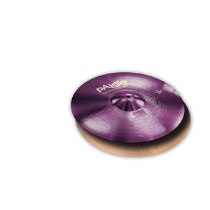 "Paiste 14"" Color Sound 900 Purple Hi-Hat Pair"