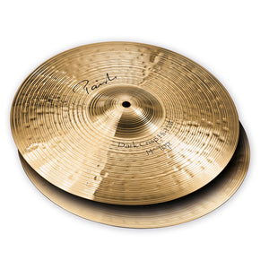 "Paiste 14"" Signature Dark Crisp Hi-Hat Pair"