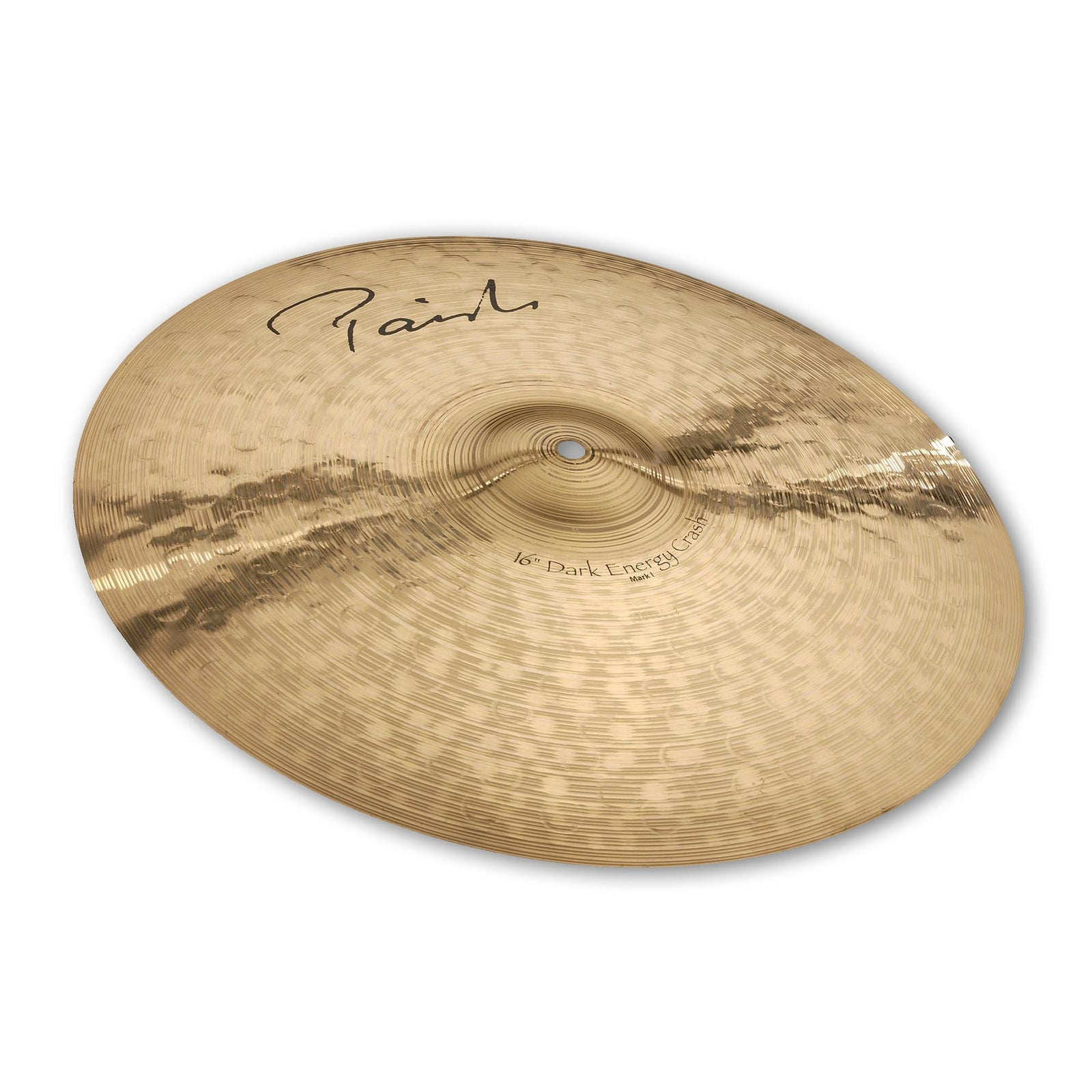 "Paiste 16"" Signature Dark Energy Crash MK I"
