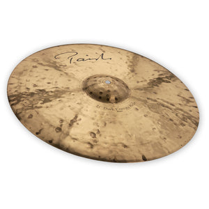 "Paiste 21"" Signature Dark Energy Ride MK II"