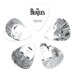 D'Addario Beatles Guitar Picks - Revolver - 10 Pack Heavy