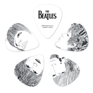 D'Addario Beatles Guitar Picks - Revolver - 10 Pack Thin