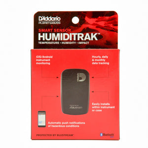 D'Addario Humiditrak Bluetooth Humidity & Temperature Sensor
