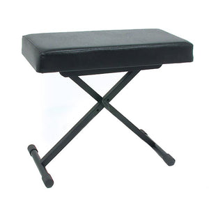 Quik Lok Small Bench With Thick Cushion