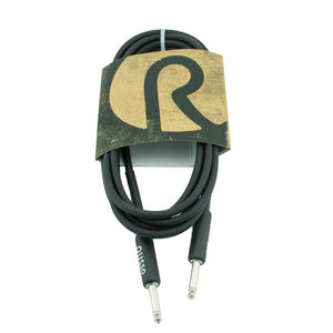"Russo Music 1/4 To 1/4"" Unbalanced Cable - 10'"