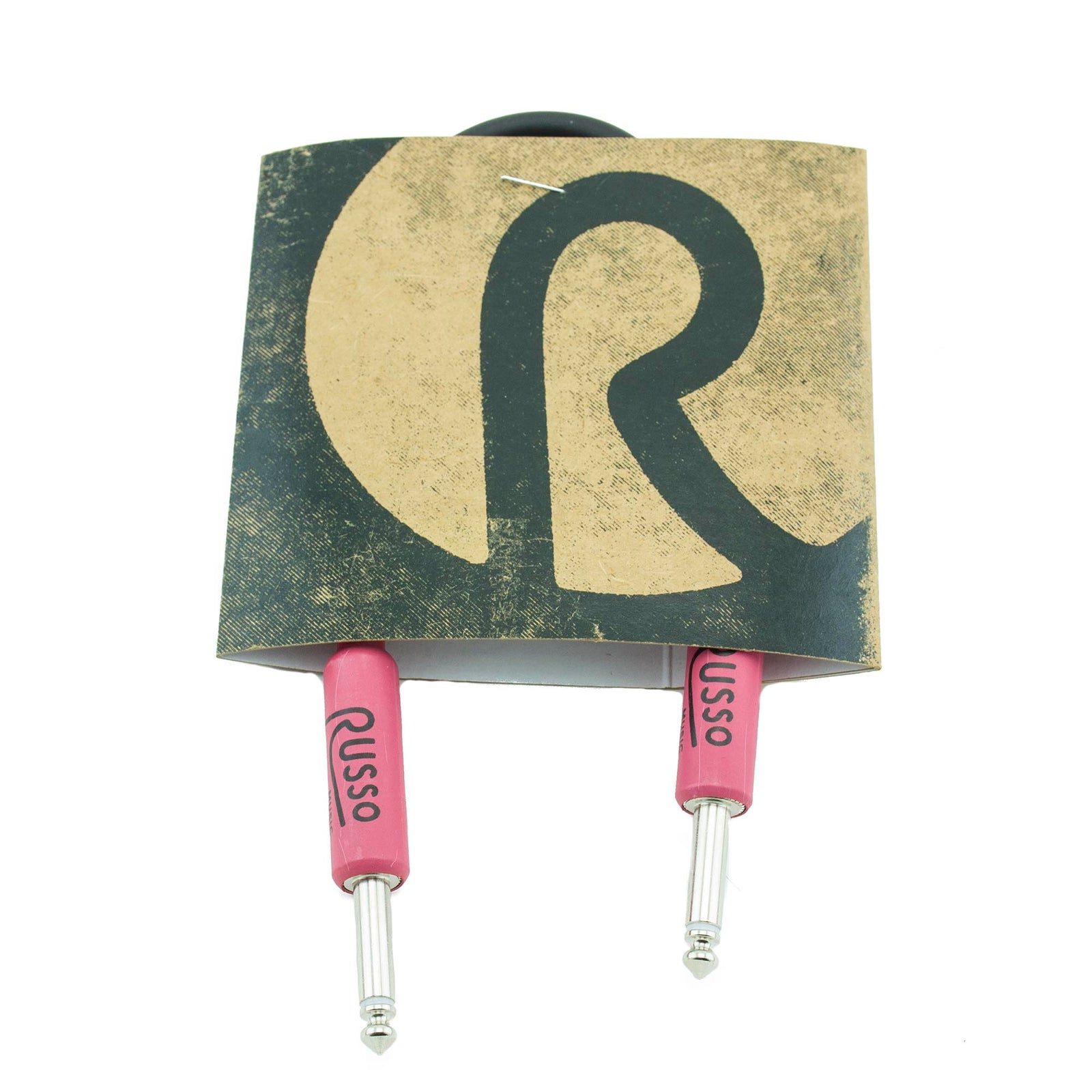 "Russo Music 1/4 To 1/4"" Unbalanced Cable - 1'"