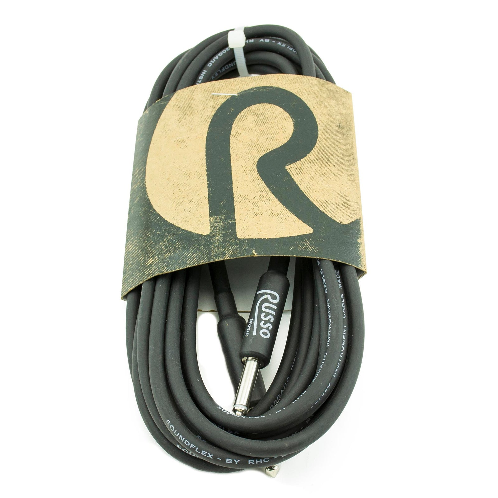 "Russo Music 1/4 To 1/4"" Unbalanced Cable - 20' S"