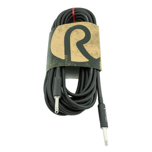 "Russo Music 1/4 To 1/4"" Unbalanced Cable - 30'"