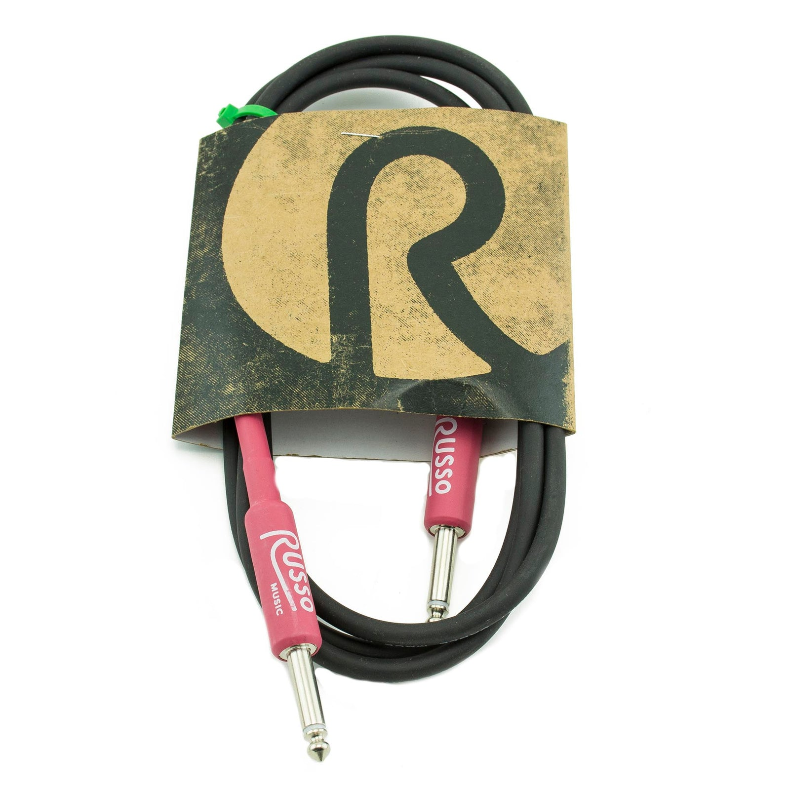 "Russo Music 1/4 To 1/4"" Unbalanced Cable - 6'"