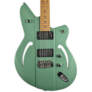 Reverend Airsonic HC Electric Guitar - Metallic Alpine