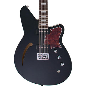Reverend Airwave 12 String - Midnight Black