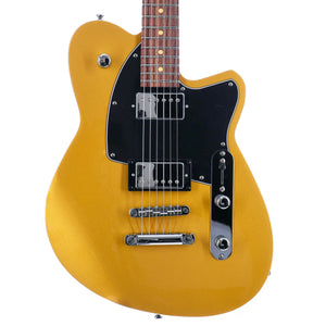 Reverend Charger HB Goldtop, Darkback Russo Music Exclusive