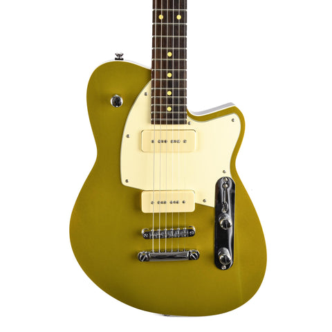 Reverend Tricky Gomez RT Electric Guitar - Satin Alpine Green
