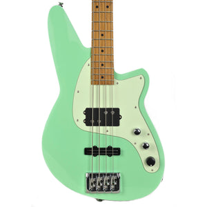 Reverend Decision Bass - Oceanside Green - Roasted Neck