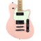 Reverend Double Agent OG Orchid Pink Mint Pickguard Russo Music Exclusive