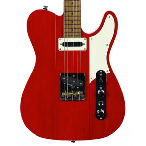 Reverend Greg Koch Signature - Trans Party Red - Roasted Neck